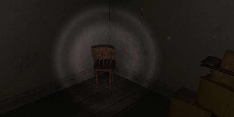 Chair In A Room Test Vom Stuhl Gefallen Vr Download