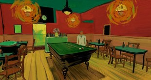 The Night Cafe: Vincent van Gogh in Virtual Reality