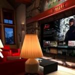 In der Lobby der Netflix App soll man sich direkt zuhause fühlen.
