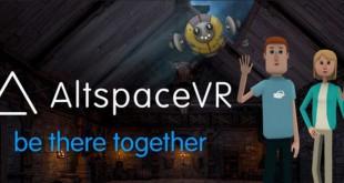 Altspace VR auf Gear VR