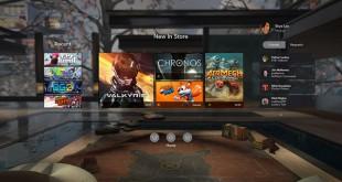 Spiele Oculus Rift