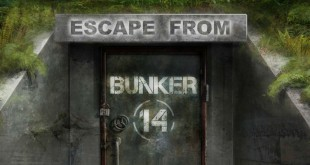 escape bunker 14