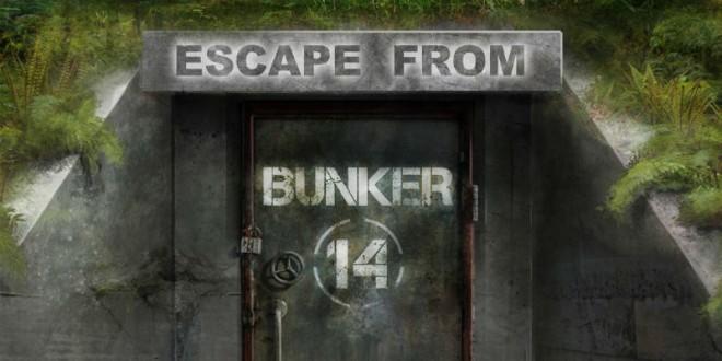 escape bunker 14