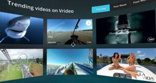Vrideo VR Video App